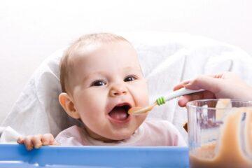 Voeding baby