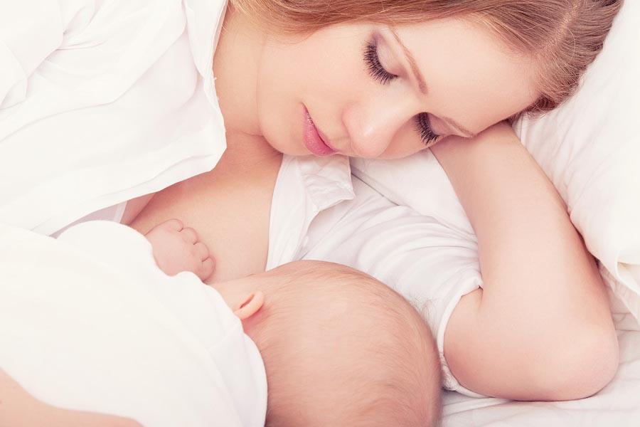 Voedingsschema borstvoeding