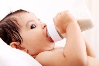 schema flesvoeding baby 6 weken