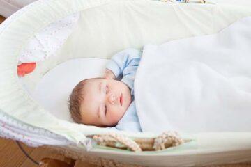 Wiegendood en veilig slapen