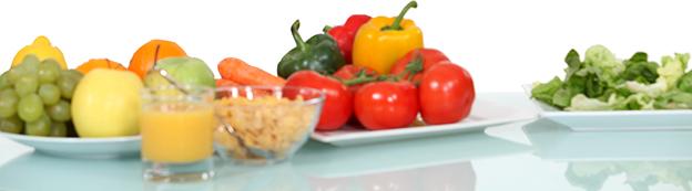 Voeding en afvallen rond zwangerschap