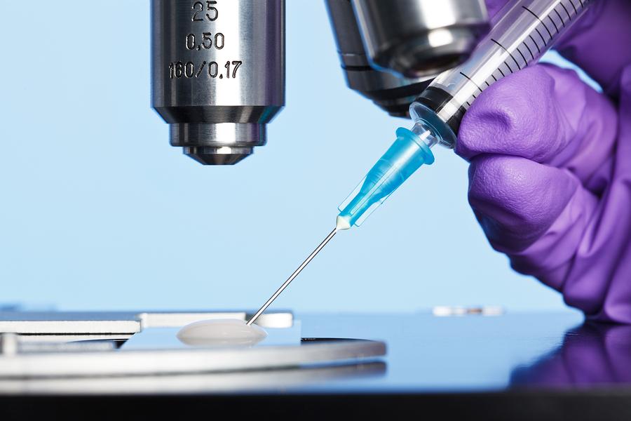 azoöspermie microscoop mesa pesa tese