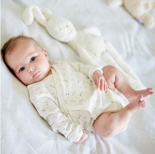 39 weken zwanger, babykleertjes