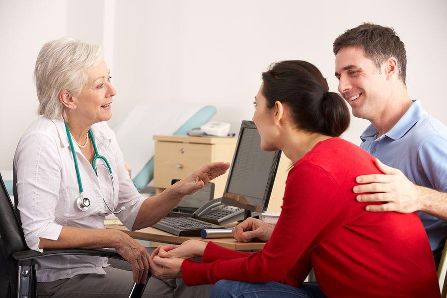 8 weken zwanger bij de verloskundige