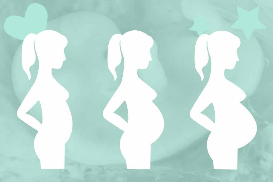 Zwangerschapskalender: je zwangerschap van week tot week