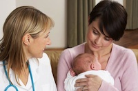 Kraamzorg regelen 14 weken zwanger