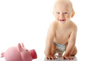 Baby & Geld