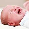 Eerste fase taalontwikkeling baby is huilen