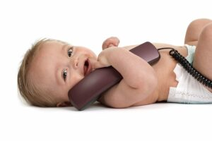 Leren praten, de taalontwikkeling van je baby