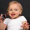 Na ongeveer 18 maanden kan je baby losse woorden combineren