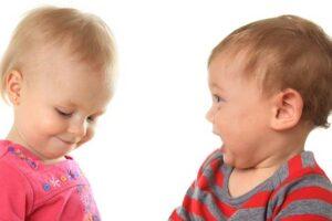 Taalontwikkeling stimuleren baby