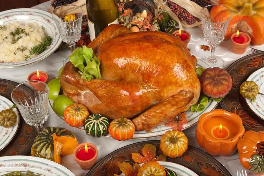 Kerst als Thanksgiving