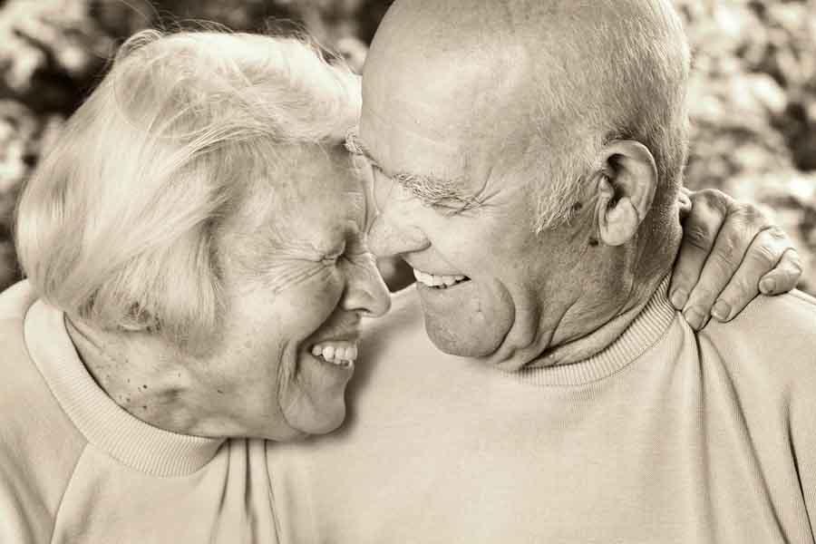 Opa en oma in het kwadraat