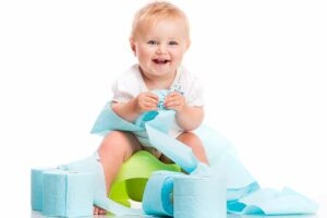 Zindelijk worden kind met zindelijkheidstraining