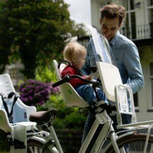 09. Shoptip baby 9 maanden oud, fietsstoeltje