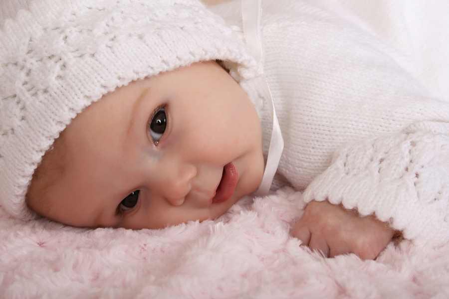 Baby 3 maanden oud - Kind oud ...