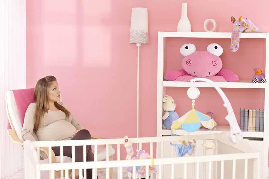 Babykamer inrichten waar moet je op letten for Babykamer inrichten