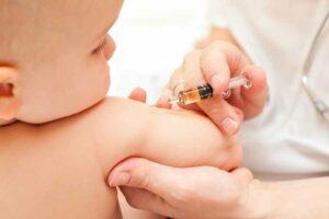 Inentingen en vaccinaties baby