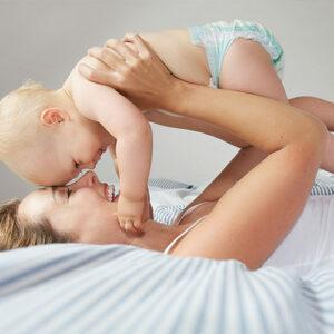 Shoptip baby 8 weken oud - sparen voor je baby ABN AMRO