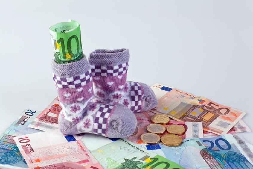 Belasting terugvragen middeling
