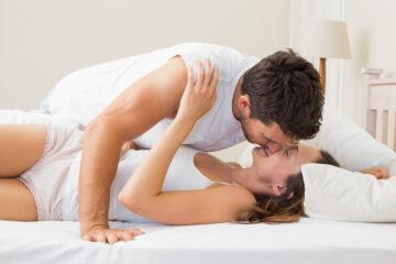 Koppel heeft weer voor het eerst seks na de bevalling