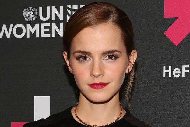 Emma Watson ambassadrice voor gendergelijkheid