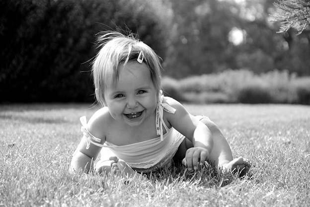 Babyfoto ingestuurd door Inge Gielen-vliek