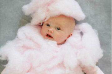 10 creatieve baby Halloween kostuum ideeën