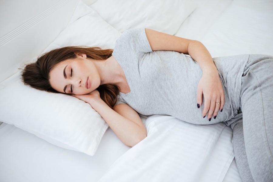 zwanger en slecht slapen