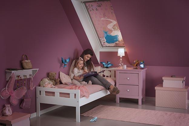 Rolgordijn Babykamer Inspiratie : Babykamer inspiratie u baby
