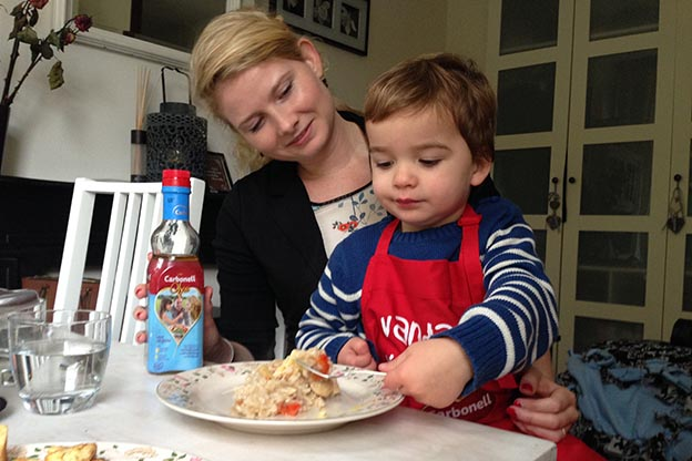 Carbonell Olys - Een kijkje in de keuken bij 24baby.nl