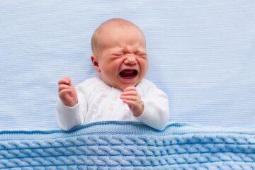 pasgeboren baby, nieuwe ouder eng