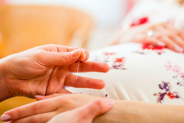 pijnbestrjiding thuisbevalling