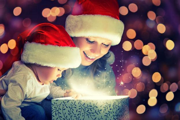 Kerst baby