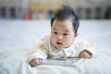 baby op social media