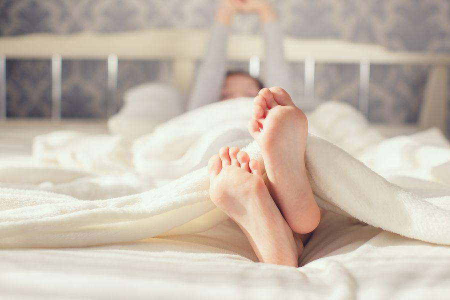 comfortabel slapen tijdens de zwangerschap