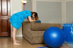 natuurlijke pijnbestrijding thuisbevalling