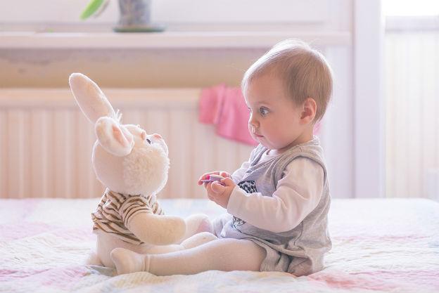 Baby's zijn kleine wondertjes