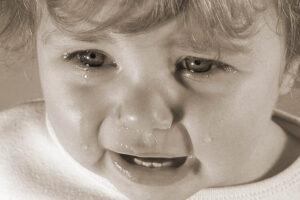 Verlatingsangst baby en eenkennigheid