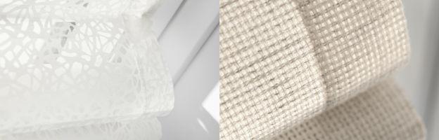 Een stijlvolle neutrale en natuurlijke babykamer - Babykamer beige en wit ...