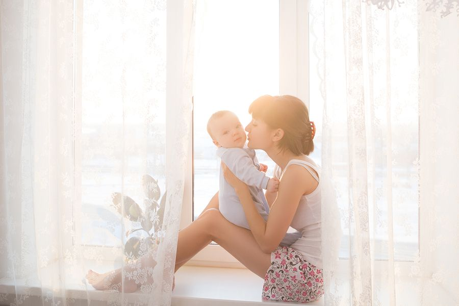 eerste moederdag