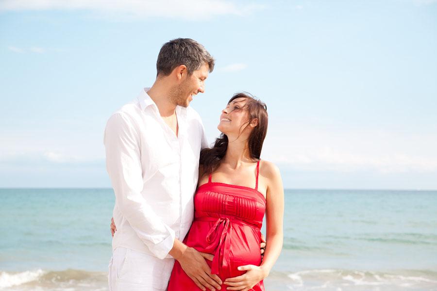 Babymoon: zwanger op vakantie