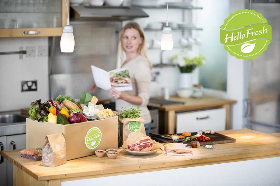 Test HelloFresh 5 dagen