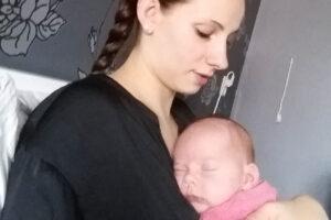 Een moeilijke bevalling - gestript, pijnbestrijding en een keizersnede