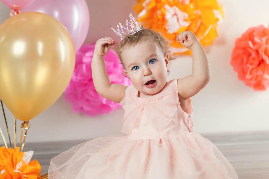 1 jaar mama van mijn prinsesje