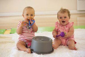Spelenderwijs de ontwikkeling van je baby stimuleren
