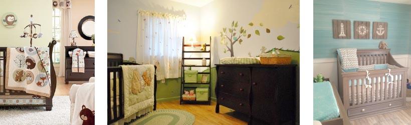 8 leuke babykamer idee n en inspiratie for Muurdecoratie babykamer