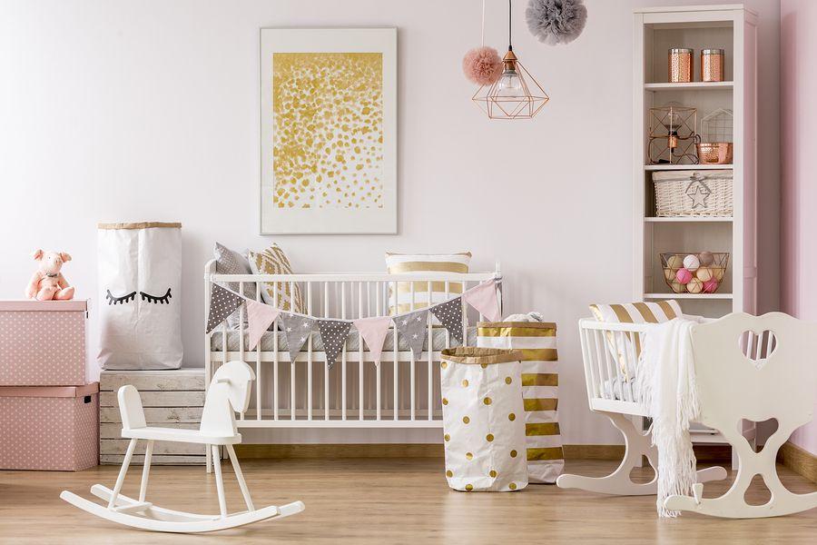 Gordijn Babykamer Babykamers : Babykamer inrichten waar moet je op letten u baby
