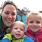 Mieke en haar kinderen