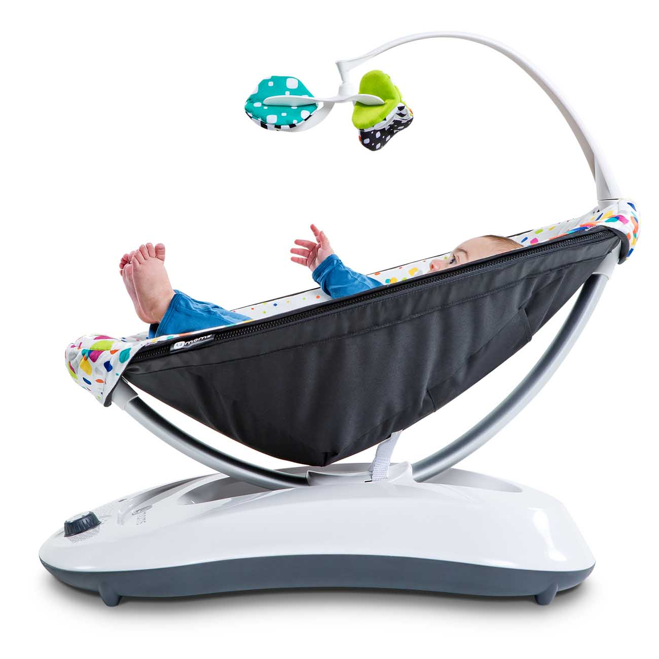 Schommelstoel Baby Automatisch.Ontspanning Voor Je Baby In Een Wip Of Schommelstoel 24baby Nl